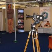 Το Φεστιβάλ Κινηματογράφου σε περίπτερο στη Διεθνή Εκθεση Θεσσαλονίκης © goTHESS.gr