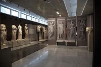 Μία έκθεση εντός του μουσείου © goTHESS.gr
