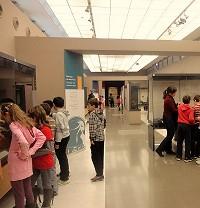 Το μουσείο επισκέπτονται πολλά σχολεία κατά τη διάρκεια της χρονιάς © goTHESS.gr