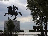 Αγαλμα Μεγάλου Αλεξάνδρου