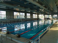 Ποσειδώνιο Αθλητικό Κέντρο - Πισίνα © goTHESS.gr